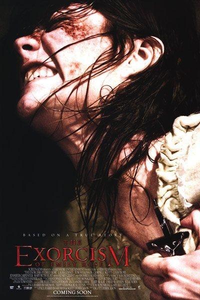 Il manifesto internazionale di The Exorcism of Emily Rose