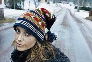Sofia Helin in L'amore non basta mai