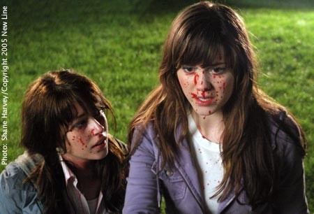 Una immagine drammatica di Final Destination 3