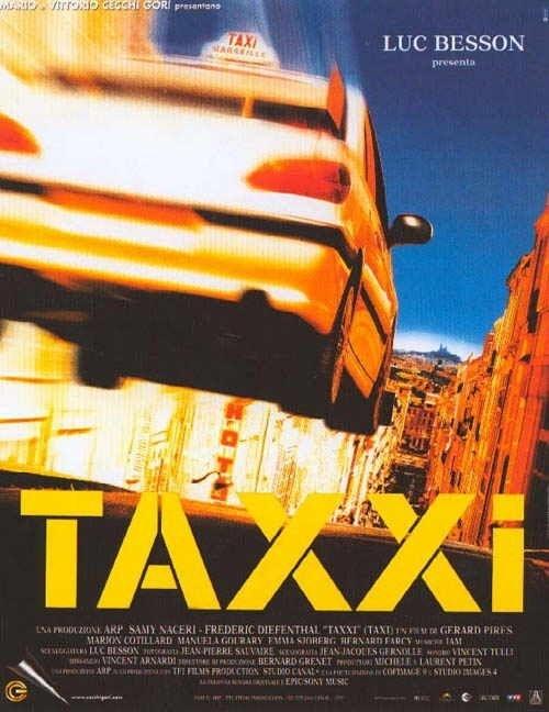 La locandina di Taxxi