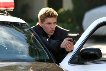 Ryan Phillipe in una scena di Crash