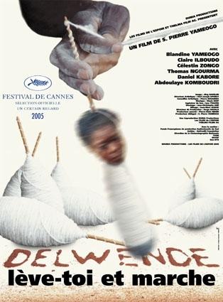 La locandina di Delwende