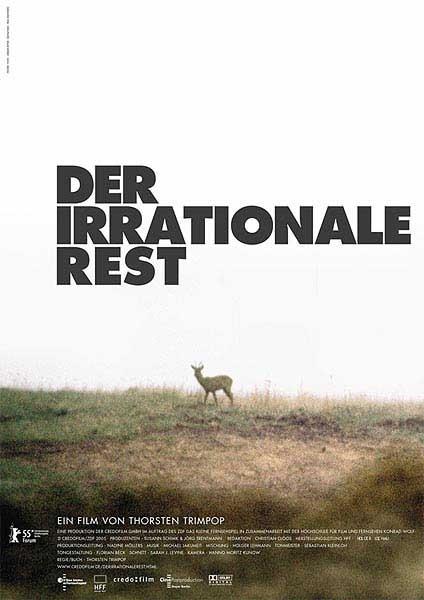 La locandina di Der irrationale Rest