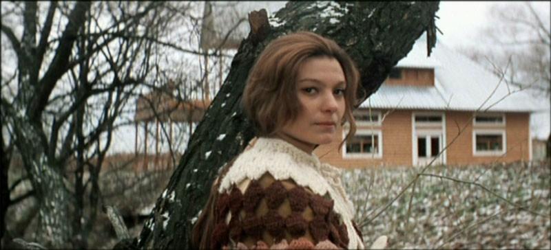 Natalya Bondarchuk in una scena di SOLARIS