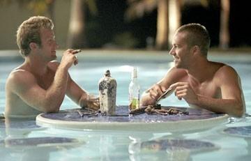 Scott Caan e Paul Walker in Trappola in fondo al mare