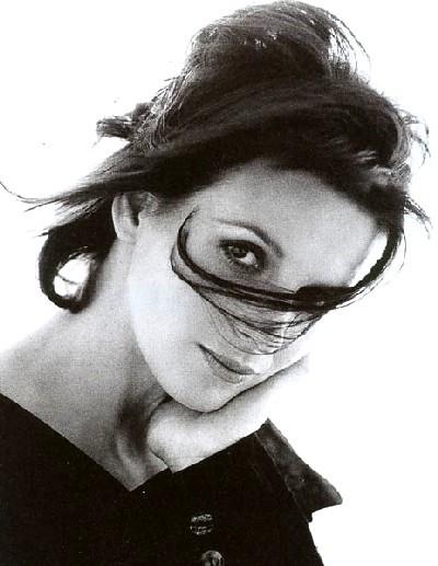 una magnifica immagine di Juliette Binoche