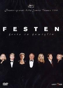 La copertina DVD di Festen - Festa in famiglia