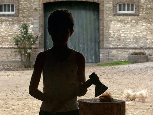 Una scena di Daniel Auteuil