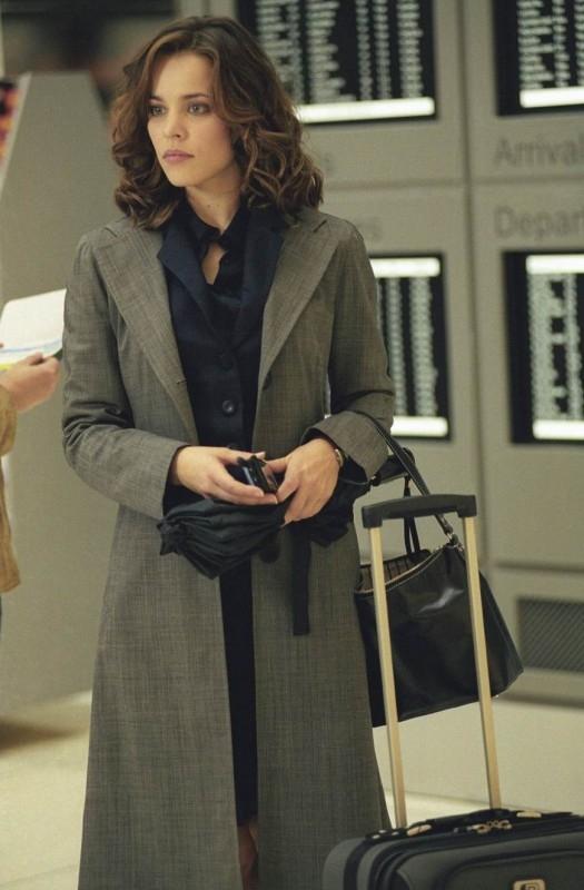 Rachel McAdams in una scena di Red Eye