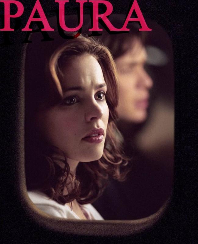 Rachel McAdams in una sequenza di Red Eye