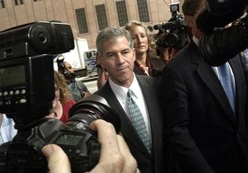 Andy Fastow nel documentario Enron - L'economia della truffa