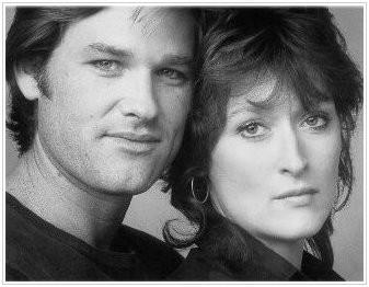 Kurt Russell e Meryl Streep