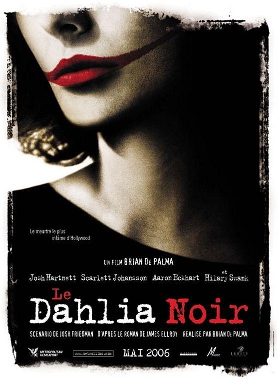 locandina di The Black Dahlia