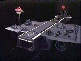 Una scena di Spaceballs