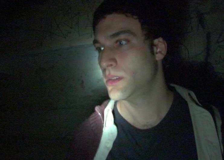 Gianluca Curti ne Il mistero di Lovecraft
