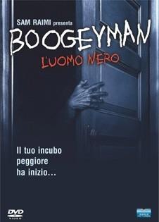 La copertina del DVD di Boogeyman - L'uomo nero