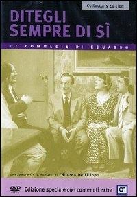 La copertina DVD di Ditegli sempre di si - Collector's Edition
