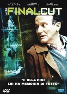 La copertina DVD di The Final Cut