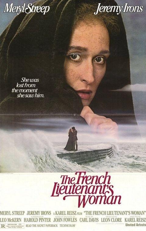 La locandina di La donna del tenente francese