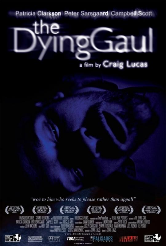La locandina di The Dying Gaul