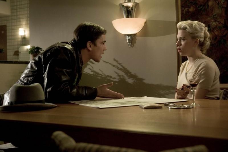 Josh Hartnett e Scarlett Johansson in The Black Dahlia