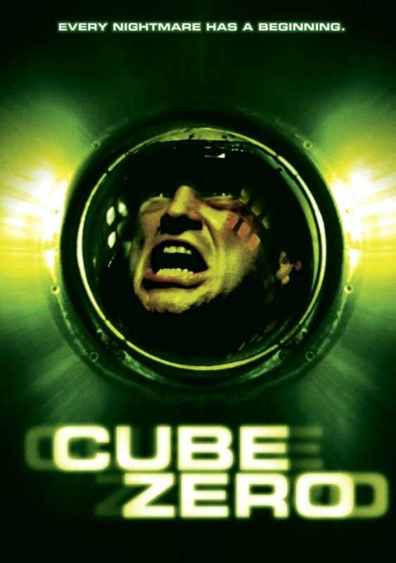 La locandina di Cube Zero