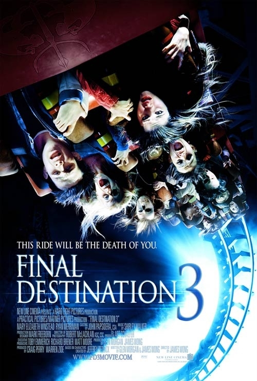 La locandina di Final Destination 3