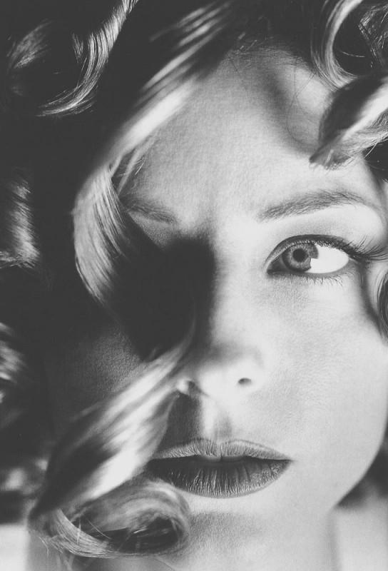 Un primo piano di Jodie Foster
