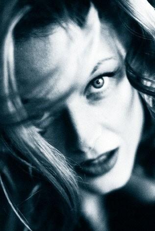 Un bel primo piano Jodie Foster