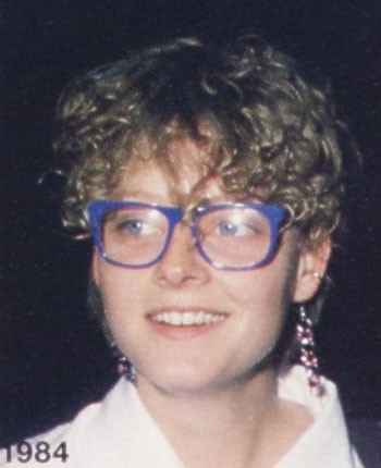 Jodie Foster nell'84