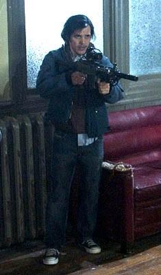 John Leguizamo in Assault on Precint 13