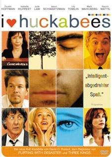 La copertina DVD di I Heart Huckabees - le strane coincidenze della vita