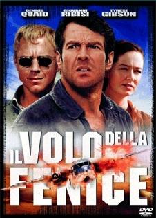 La copertina DVD di Il volo della fenice