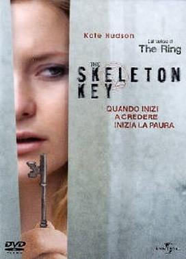 La copertina DVD di The Skeleton Key