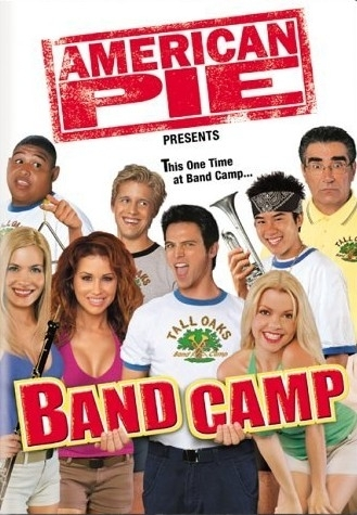 La locandina di American Pie - Band Camp