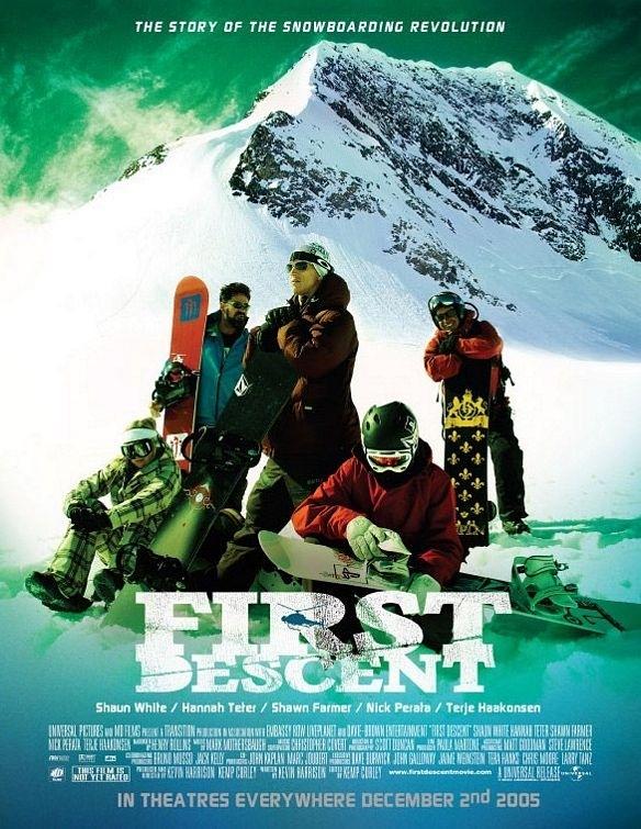 La locandina di First Descent