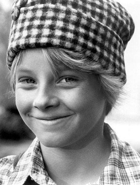 La giovanissima Jodie Foster