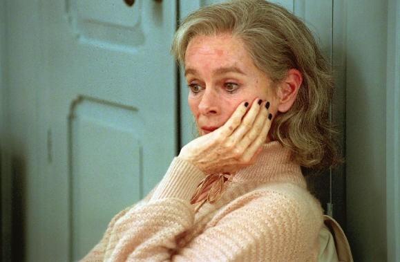 Geraldine Chaplin in Melissa P.