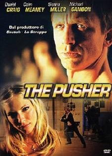La copertina DVD di The Pusher