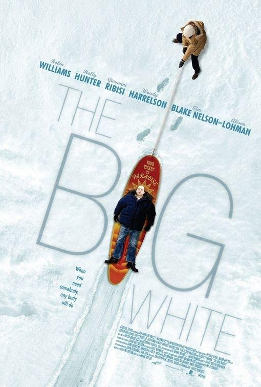 La locandina di The Big White