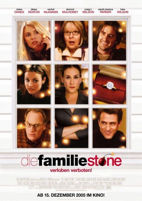 La locandina di The Family Stone