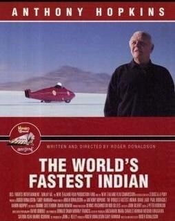 La locandina di The World's Fastest Indian