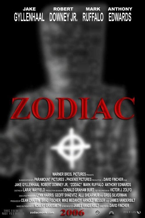 La locandina di Zodiac