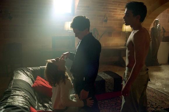 Una delle scene più calde di Melissa P.