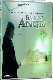 Copertina del DVD di Saint Ange