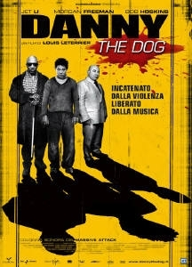 La copertina DVD di Danny the Dog