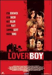 La copertina DVD di Loverboy