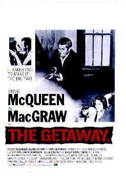 La locandina di Getaway, il rapinatore solitario