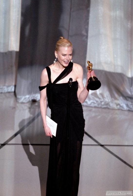 l'attrice australiana Nicole Kidman