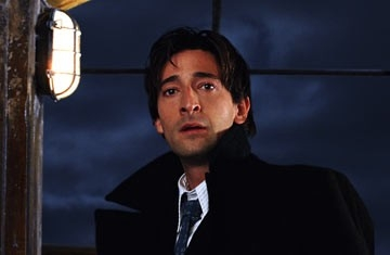 Adrien Brody in una scena di King Kong